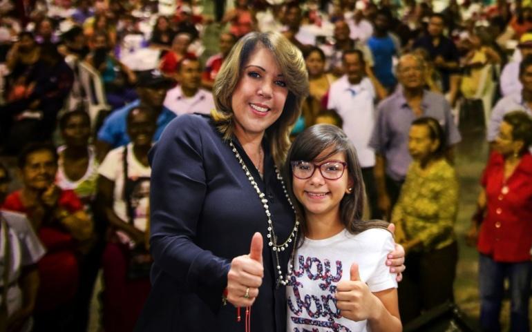 """¡Me acabo de inscribir como precandidata a la Gobernación"": Clara Luz Roldán"