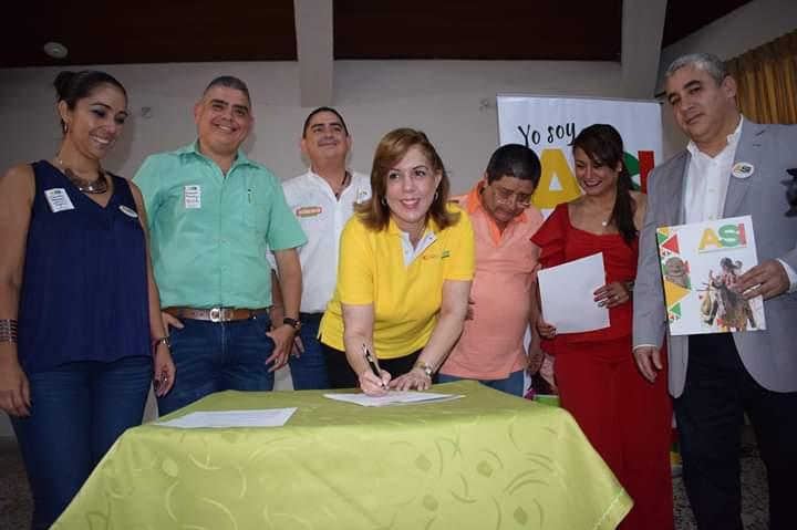 La Alianza Social Independiente se adhirió a la campaña de Clara Luz Roldán