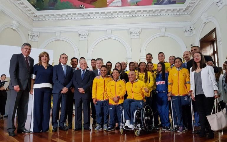 Este Ministerio es de los deportistas: Clara Luz Roldán