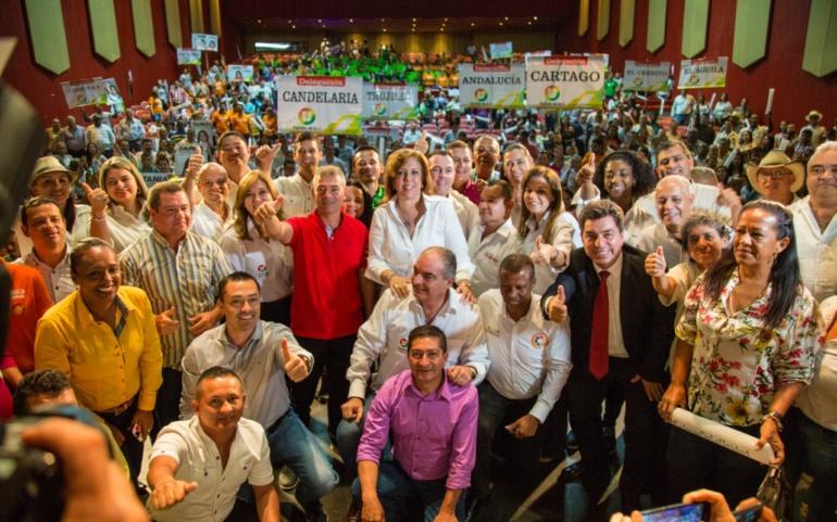 El Partido de la U la tiene Clara: En el Valle su candidata a la Gobernación será Clara Luz Roldán