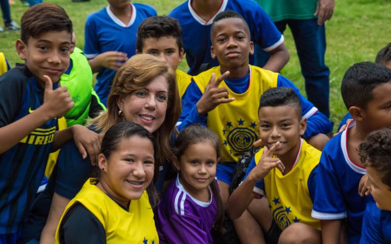 El impulso de las mujeres y la función social del deporte, motores con los que avanza la Comuna 11 de Cali