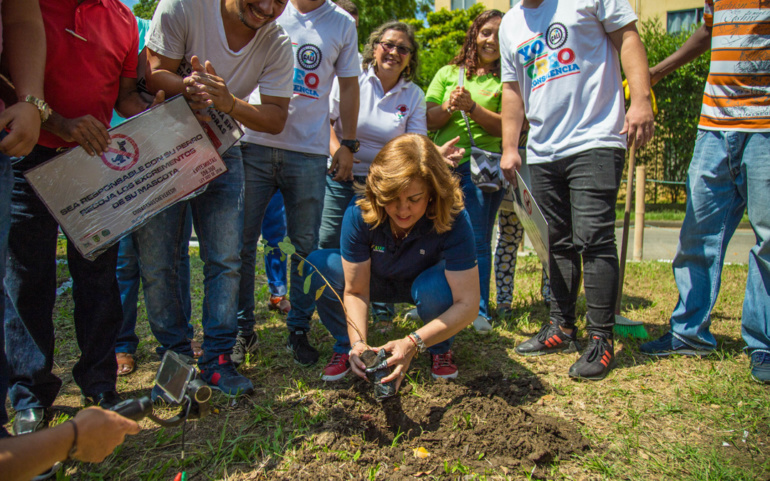 En el Día Mundial del Medio Ambiente, Clara Luz hizo un llamado a tomar acciones para preservar el planeta