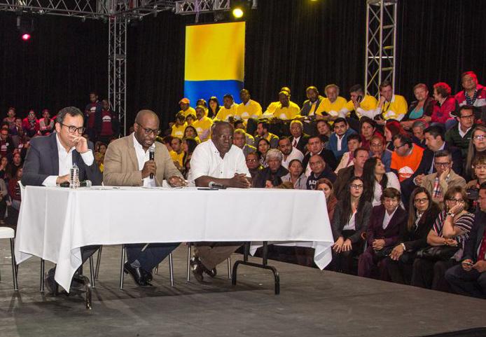 Colombia Renaciente apoya a Clara Luz Roldán a la Gobernación