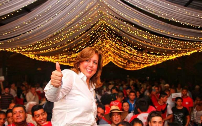 Clara Luz inscribirá su candidatura a la Gobernación del Valle este 25 de julio