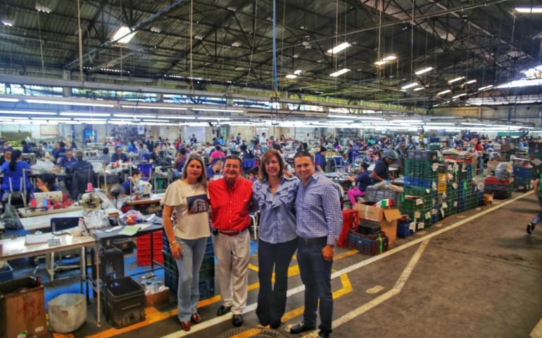 Con Clara Luz, el Valle seguirá avanzando en empleo y desarrollo económico