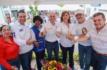 Caicedonia manifestó su apoyo masivo a Clara Luz para la Gobernación