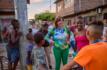 La seguridad, una de las prioridades de Clara Luz Roldán