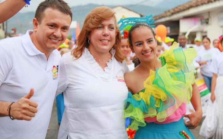 Ginebra como epicentro cultural y gastronómico, será un resultado del gobierno de Clara Luz Roldán.