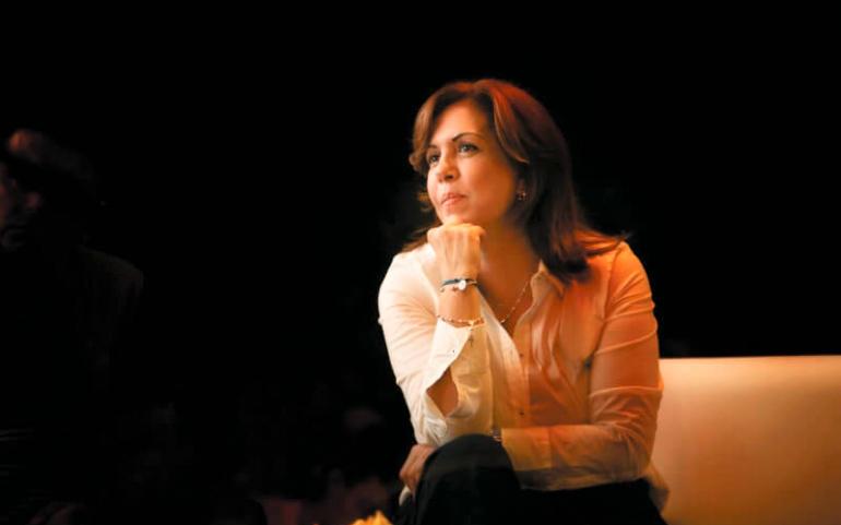 """""""Con las maquinarias nunca se había sacado esta votación"""": Clara Luz Roldán"""