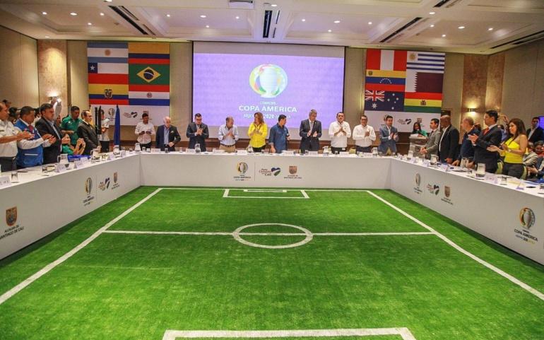 Gobernadora del Valle hará equipo con Alcaldía de Cali para que la Copa América sea un éxito