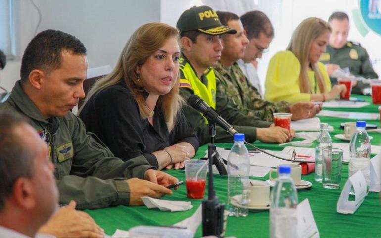 Seguridad privada se articulará con Fuerza Pública en el Valle para combatir el delito